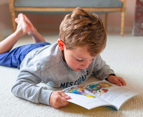 Premières lectures : comment aider son enfant à lire seul ? (6/8 ans)