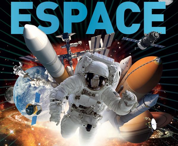 15 livres pour découvrir l'espace