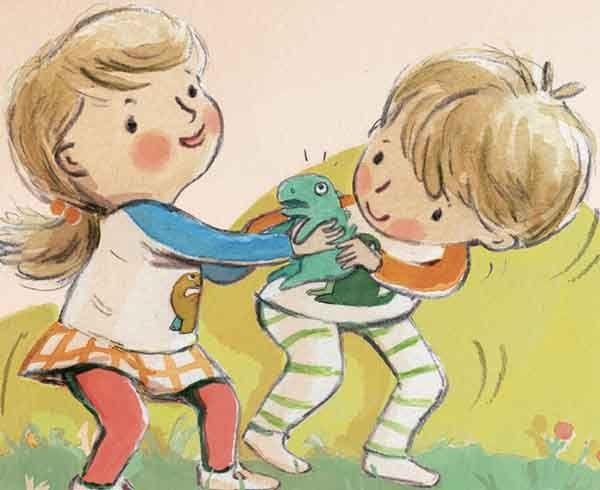 Frères et sœurs : se construire ensemble (2 à 12 ans) livres