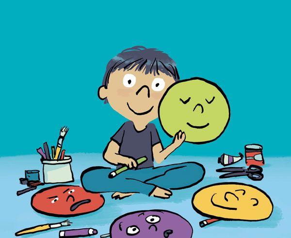 Des livres pour bien grandir à l'écoute de ses émotions (dès 1 an)