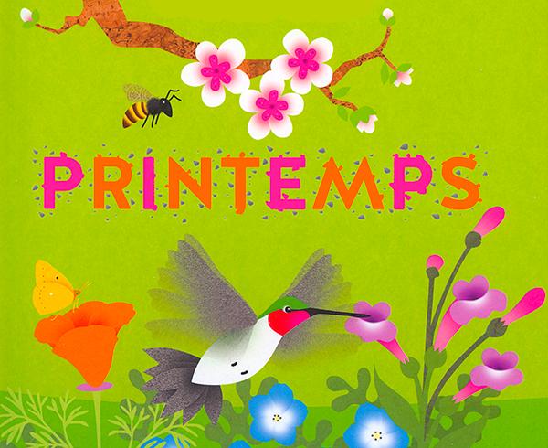 10 livres pour célébrer le printemps