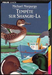 Tempête sur Shangri-La - David Giraudon, Michael Morpurgo