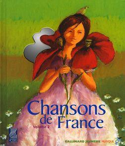 Chansons de France - Isabelle Chatellard, Aurélia Fronty, Charlotte Labaronne, Cassandre Montoriol, Nathalie Novi, Olivier Tallec