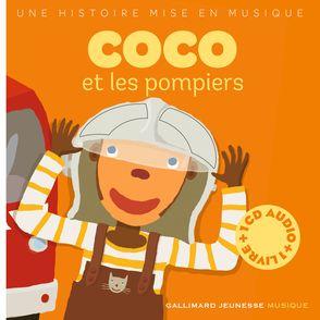 Coco et les pompiers - Paule Du Bouchet, Xavier Frehring