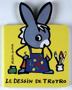 Le dessin de Trotro - Bénédicte Guettier