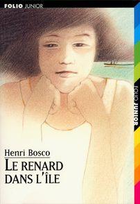 Le renard dans l'île - Henri Bosco, Georges Lemoine