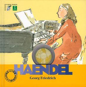 Georg Friedrich Haendel - Mildred Clary, Charlotte Voake