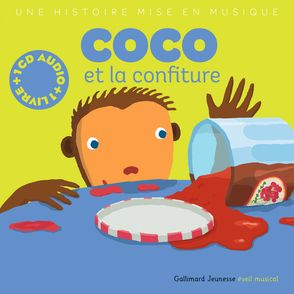 Coco et la confiture - Xavier Frehring, Lila Marigny