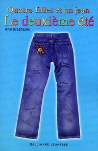 Le deuxième été - Ann Brashares