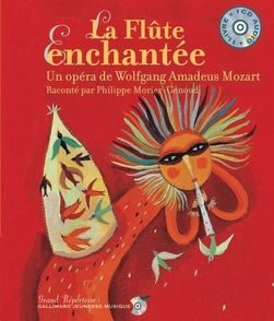 La Flûte enchantée - Aurélia Fronty, Wolfgang Amadeus Mozart