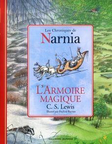 L'Armoire magique - Pauline Baynes, Clives Staples Lewis