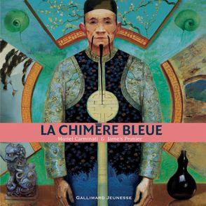 La chimère bleue - Muriel Carminati, Jame's Prunier