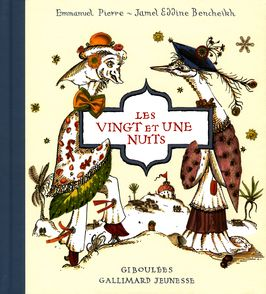 Les Vingt et Une Nuits -  Anonymes, Emmanuel Pierre