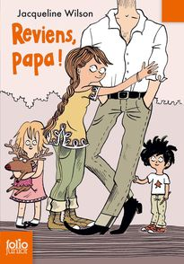 Reviens, papa ! - Nick Sharratt, Jacqueline Wilson