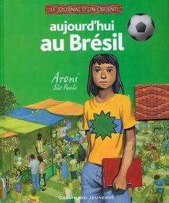 Aujourd'hui au Brésil - Pauline Alphen, Luc Favreau, Antoine Ronzon, Michaël Welply