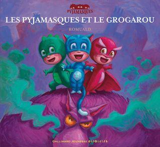 Les Pyjamasques et le Grogarou -  Romuald