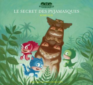 Le Secret des Pyjamasques -  Romuald