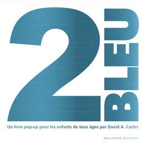2 bleu - David A. Carter