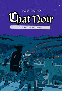Chat noir - Yann Darko