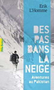 Des pas dans la neige - Erik L'Homme
