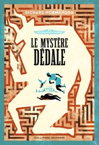 Le mystère Dédale - Richard Normandon