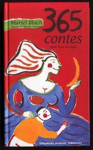 365 contes pour tous les âges - Muriel Bloch, Mireille Vautier