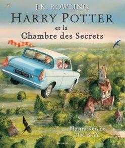 Harry Potter et la Chambre des Secrets - Jim Kay, J.K. Rowling