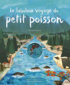 Le fabuleux voyage du petit poisson - Hanako Clulow