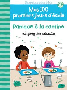 Panique à la cantine - Mathilde Bréchet, Amandine Laprun