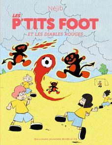 Les P'tits Foot et les Diables Rouges -  Néjib