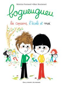 Bogueugueu - Marc Boutavant, Béatrice Fontanel