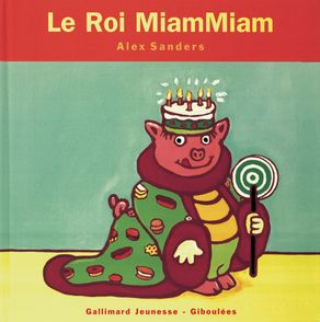 Le Roi MiamMiam - Alex Sanders