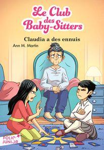 Claudia a des ennuis - Ann M. Martin
