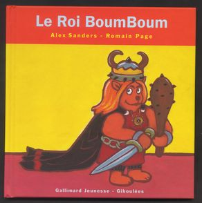 Le Roi BoumBoum - Alex Sanders