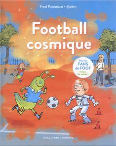 Football cosmique - Fred Paronuzzi,  Robin