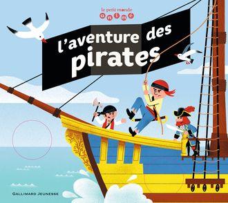 L'aventure des pirates - Jean-Michel Billioud,  Kiko