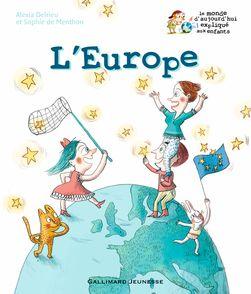 L'Europe - Alexia Delrieu, Sophie de Menthon, Clotilde Perrin
