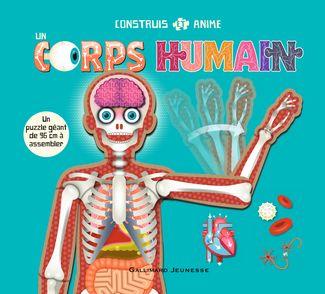Construis et anime un corps humain - Anita Ganieri, Mark Ruffle