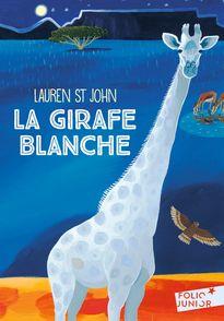 La girafe blanche - David Dean, Lauren St John