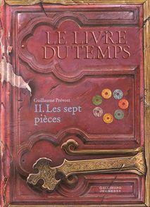 Les sept pièces - Guillaume Prévost