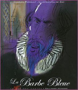 La Barbe bleue - Charles Perrault,  Zaü