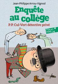P.P. Cul-Vert détective privé - Jean-Philippe Arrou-Vignod, Serge Bloch