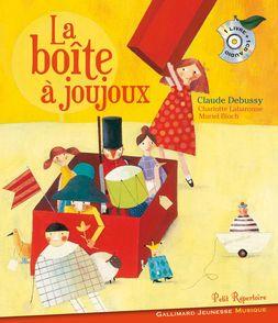 La boîte à joujoux - Claude Debussy, Charlotte Labaronne