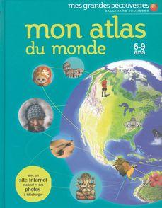 Mon atlas du monde -