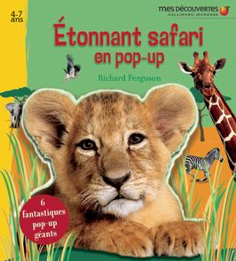 Étonnant safari en pop-up - Richard Ferguson