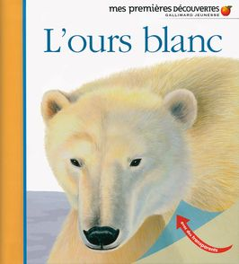 L'ours blanc - Laura Bour