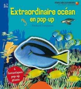 Extraordinaire océan en pop-up - Richard Ferguson