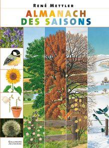 Almanach des saisons - René Mettler