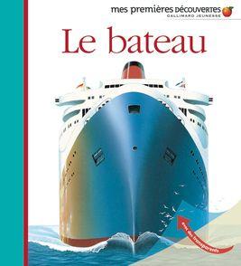 Le bateau - Christian Broutin