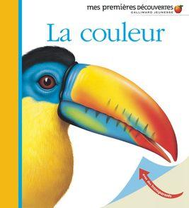 La couleur - Sylvaine Peyrols, Pierre-Marie Valat